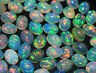 WHOLESALE LOT OF NATURAL ETHIOPIAN WELO OPAL 4X6MM OVAL CABOCHON