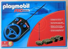 PLAYMOBIL 4320 Compact RC Module Set 27 MHZ works with all Playmobil RC Cars