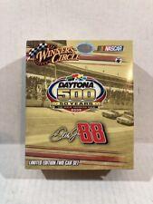 Dale Earnhardt Jr 2008 National Guard Daytona 500 limited edition 2 car set