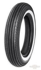 500 x 16 (69s) tyre.harley.white wall.classic tread.bobber,chopper.vintage bike