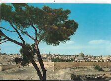 general view of jerusalem postcard