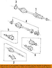 TOYOTA OEM 97-99 Camry-Front CV Axle Joint Boot 0443806021