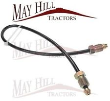 """Massey Ferguson Tractor 135,148,152 Tap to Lift Pump Fuel Pipe(18""""Long) - #1771"""