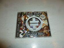 TAKE THAT - Greatest Hits - 18-track CD album
