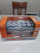 CONAIR  Instant Heat Ceramic 12 Roller Hair Setter NEW