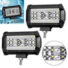 """2x 5"""" 72W LED ATV Offroad Quad Beleuchtung Arbeitslicht Zusatzscheinwerfer IP68"""