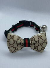 'PUCCI' Designer Dog Collar Sizes XS,S,M, Brand New!!!