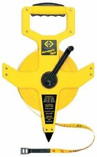 C.K TOOLS Surveyors Long Tape Measure 100m/330' Metric Impeiral T3565 330