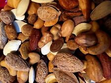 MIXED NUTS AND SEEDS SALTED 1KG