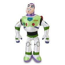 NUOVO Nuovo Ufficiale Disney Toy Story Buzz Lightyear 25cm Morbido Peluche Giocattolo