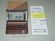 2018 Casio Electronic Dictionary EX-word XD-Z20000 With Case and Stylus Pen F S