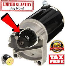 Starter Motor for Briggs Stratton 400707 400777 402415 402437 402707 422437 Twin