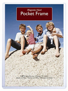 MCS Hard Magnetic Pocket Frame 8x10 (Same Shipping Any Qty)
