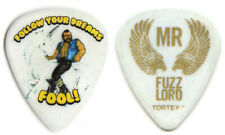 Rival Sons Guitar Pick : 2018 Tour Scott Holiday Mr T Fuzz Lord
