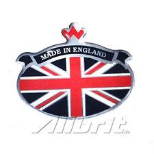 """Aufkleber """"Made in England"""" ca. 10cm x 8,5cm (GAZ9201)"""