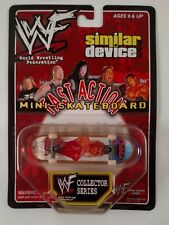 1999 WWF Fast Action Mini-Skateboard SABLE Similar Device New Sealed