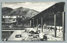 Sky-Hi Ranch LUCERNE VALLEY California~Vintage Swimming Pool 1960