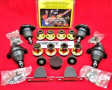 Chev El Camino 1959 - 1960 Front End Rebuild Kit with bump stops & poly bushes