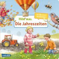 Hör mal: Die Jahreszeiten von Anne Möller (2017, Gebundene Ausgabe)