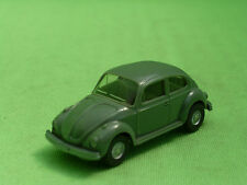 WIKING VW VOLKSWAGEN KAFER BEETLE - GREY - IN VERY GOOD CONDITION