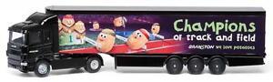 Corgi Super Haulers - Branston Ltd 'Noi Amore Patate' Frigo Camion (TY86653)