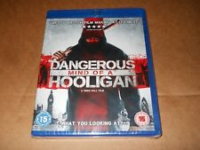 DANGEROUS MIND OF A HOOLIGAN BLU-RAY NEW AND SEALED
