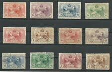 Spain Small Collection Lot of 12 MH & Used Stamps - CV$80+ - 2 SCANS