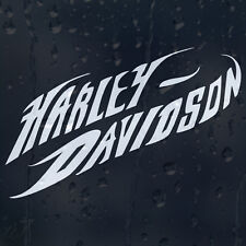 Motor Harley Davidson Cycles Car Decal Vinyl Sticker For Bumper Or Window