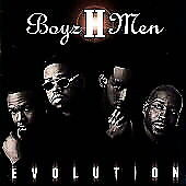 Boyz II Men: Evolution  Audio Cassette