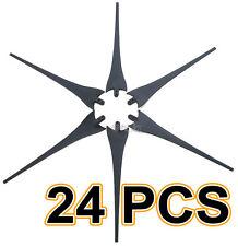 "24 x 62"" Wind Turbine Generator Blades for AMETEK motor"
