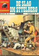 COMMANDO CLASSICS 20 - DE SLAG OM STTELBERG (1975)