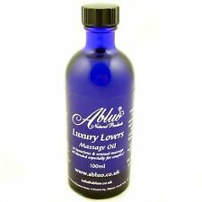 Lovers Luxury Massage Oil Sensual & Aphrodisiac Nature 100ml by Abluo