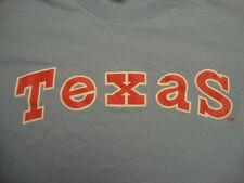 Texas Rangers Baseball throwback jersey light blue T Shirt L