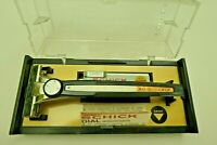 1 pc Vintage Razor Schick Dial Adjustable razor  new in plastic box NOS