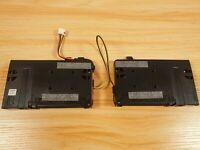 GENUINE SAMSUNG PAIR OF SPEAKERS FOR UE32F4500AK UE32F4510AK LED TVS BN96-25568A