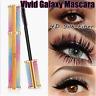 Vivid Galaxy Mascara 4D Silk Fiber Lashes Thick Lengthening Waterproof Mascara~~