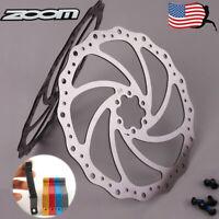 140/160/180/203mm MTB Bike Disc Brake Rotor IS Brakes Adapter Caliper 180/203mm