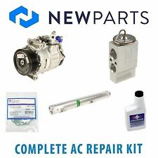 Mercedes R320 2007-2009 NEW AC A/C Repair Kit With OE DENSO Compressor & Clutch
