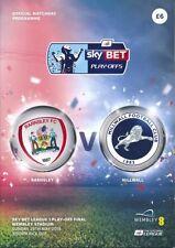 Millwall Home Teams L-N League One Football Programmes