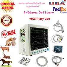 Veterinary Icu Vital Signs Patient Monitorcontec Cms8000 Vetmulti Parameter
