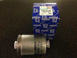 GENUINE OE Peugeot 205 309 1.6 1.9 GTi Fuel Filter - SPOOX MOTORSPORT