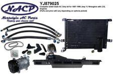 1987-1990 Jeep Wrangler YJ AC Kit 2.5L Engine