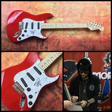 GFA Guns N' Roses Guitarist * DJ ASHBA * Signed Electric Guitar PROOF D2 COA