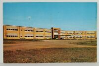 OH New Concord John Glenn High School Postcard N8