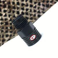 NEW CP Spyder Bottom Line Drop Adapter Offset to Inline Bolt Adapter Black