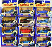 CORGI BATMAN 1/43 Die Cast DC Model Car, 1930 - 2000 pick your item / Auswahl