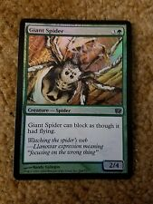 Giant Spider 9th Edition MTG Magic the Gathering Foil Common