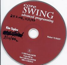 Core Swing Advanced programming Cd (learn features coding design, Kim Topley)