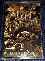 Emperor – Emperial Live Ceremony. Rare Black Metal Cassette Tape