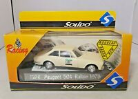 SOLIDO RACING - 1:43 DIECAST - 1978 PEUGEOT 504 RALLYE - #1924 - NEW